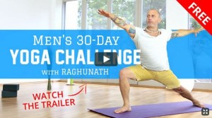 30 Day Yoga Challenge for Men