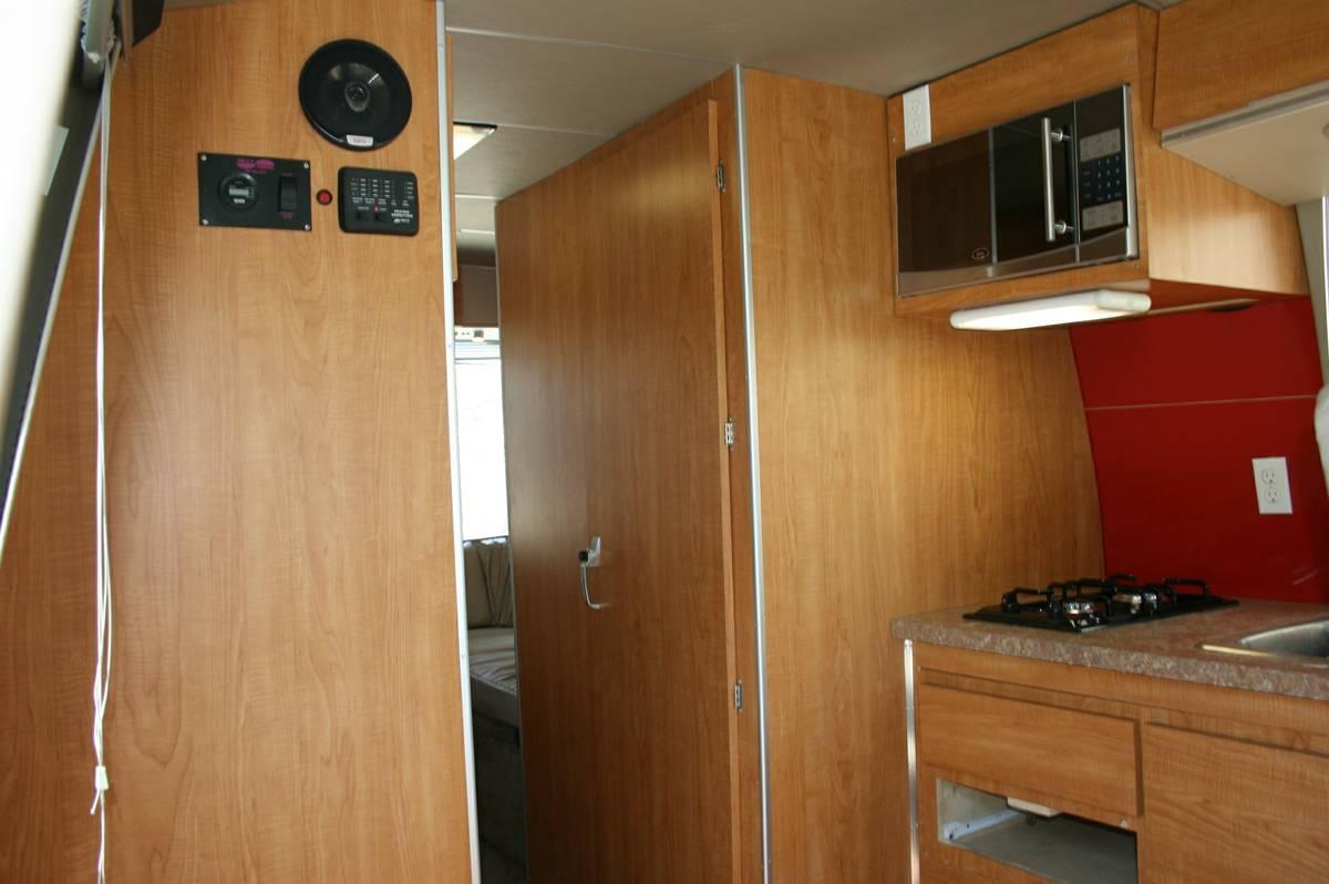 Full Custom GMC Motor Home with Duramax Diesel - Loren Nason